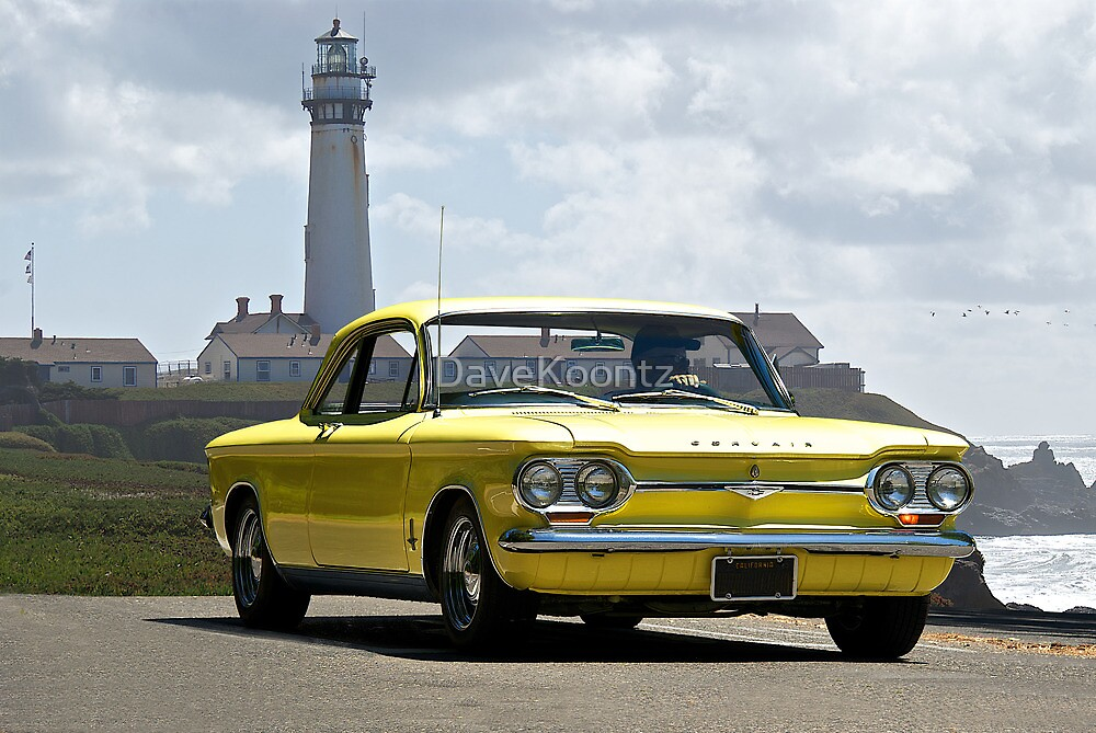 1964 Chevrolet Corvair by DaveKoontz