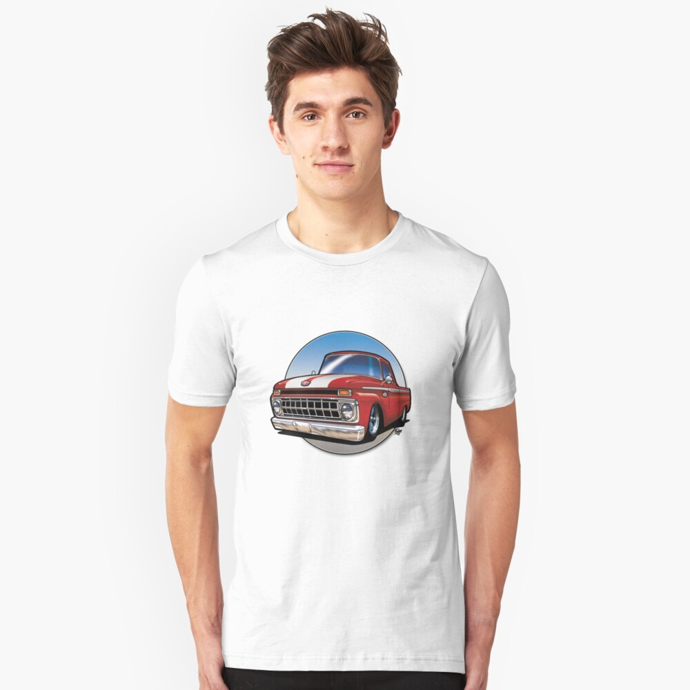 Byron's '65 F100 Unisex T-Shirt Front