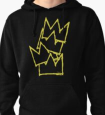 Stacked Crowns Yellow  T-Shirt