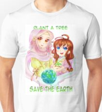 Plant a tree, save the earth T-Shirt