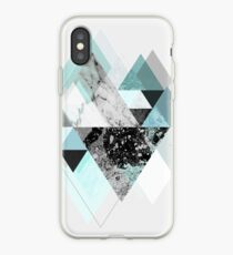 Graphic 110 (Turquoise Version) iPhone Case
