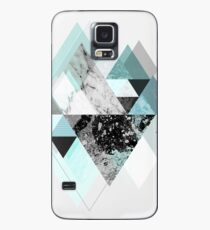 Graphic 110 (Turquoise Version) Case/Skin for Samsung Galaxy