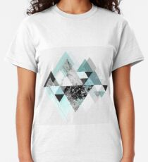 Graphic 110 (Turquoise Version) Classic T-Shirt