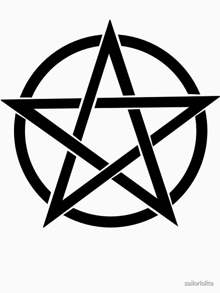 Punk Pentagram  by sailorlolita