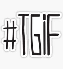 #TGIF Sticker
