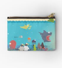 What's going on at the sea? Kids collection Studio Pouch
