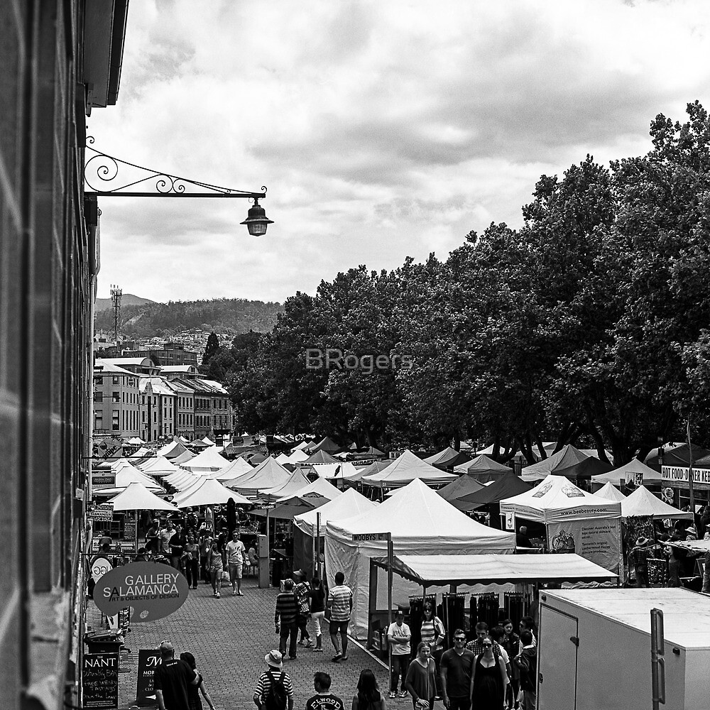 Salamanca Market by BRogers