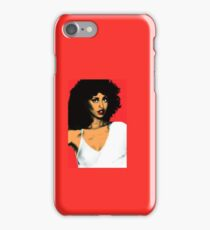 Phyllis Hyman PopArt  iPhone Case/Skin