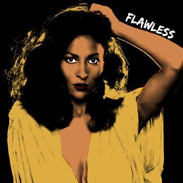 Pam Grier Black History Pop Art by popism