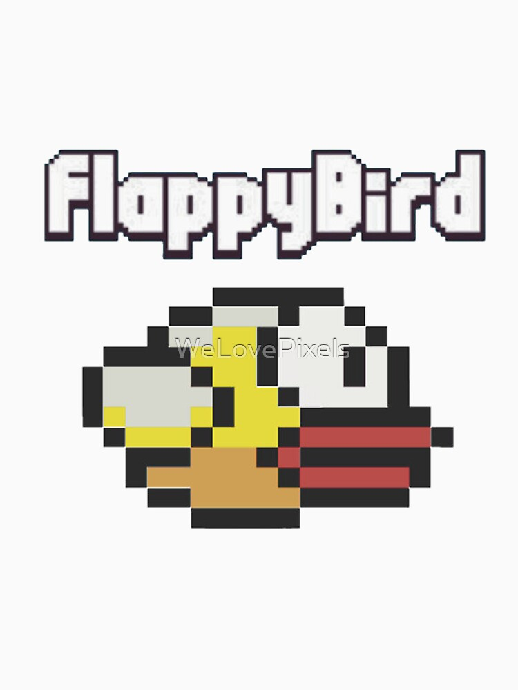 Flappy Bird by WeLovePixels