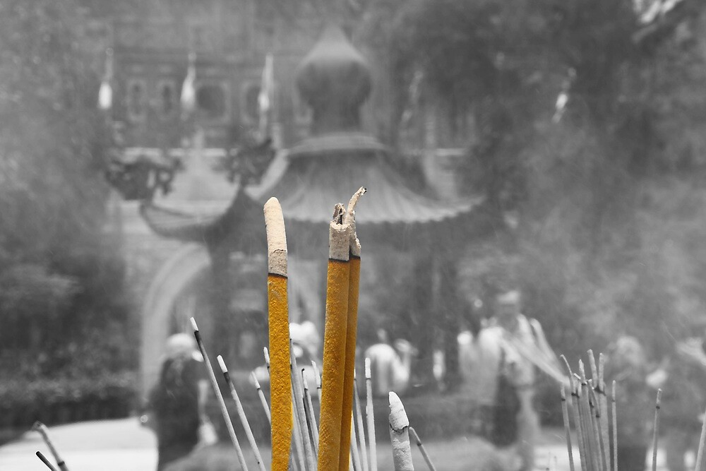 Hong Kong Incense by johnpap