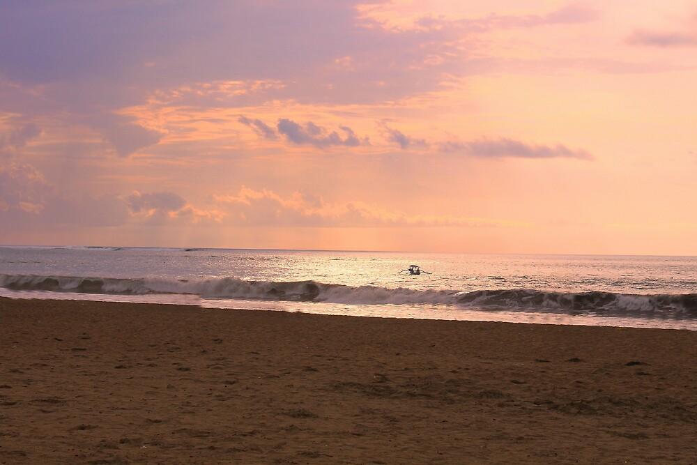 Bali Sunset by johnpap