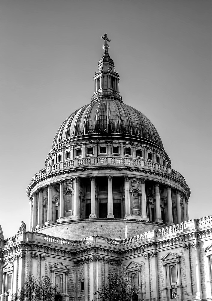 St Pauls, London by Stephen Smith