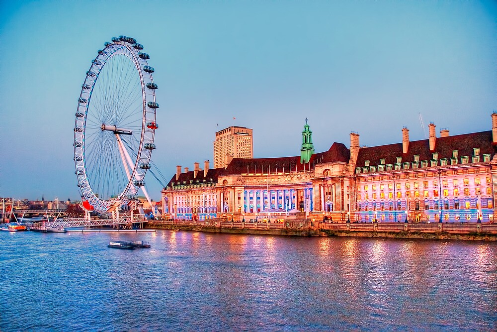 The London Eye by Stephen Smith