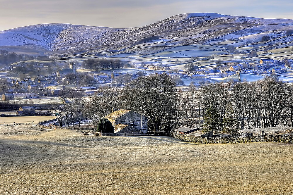 Wensleydale by Stephen Smith