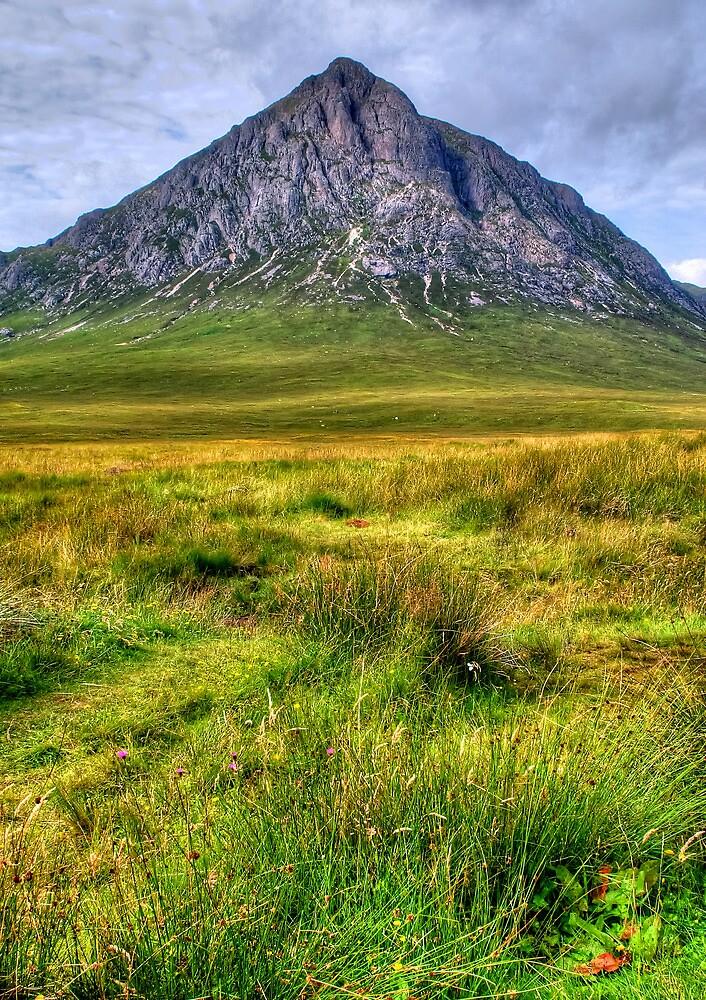 Buachaille Etive Mor, Glencoe by Stephen Smith