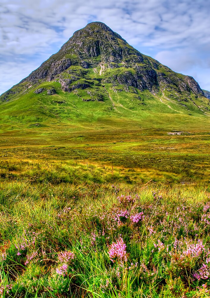 Buachaille Etive Mor, Glencoe by Stephen Smith