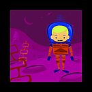 Spaceboy by Rechenmacher