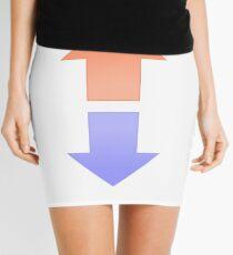 Upvote Downvote Mini Skirt