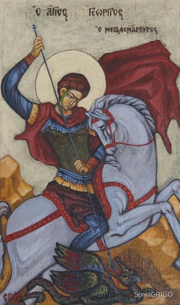 St.George AGIOS GEORGIOS  by SoniaGRIGO