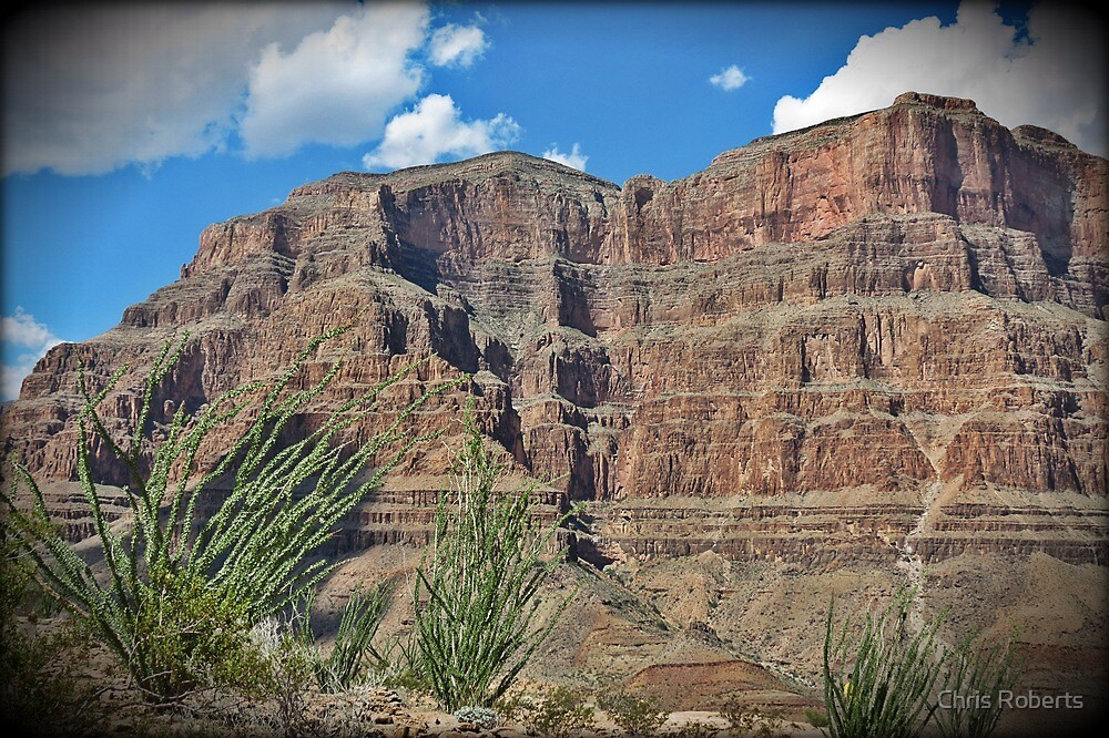 Grand Canyon, Nevada by Chris Roberts