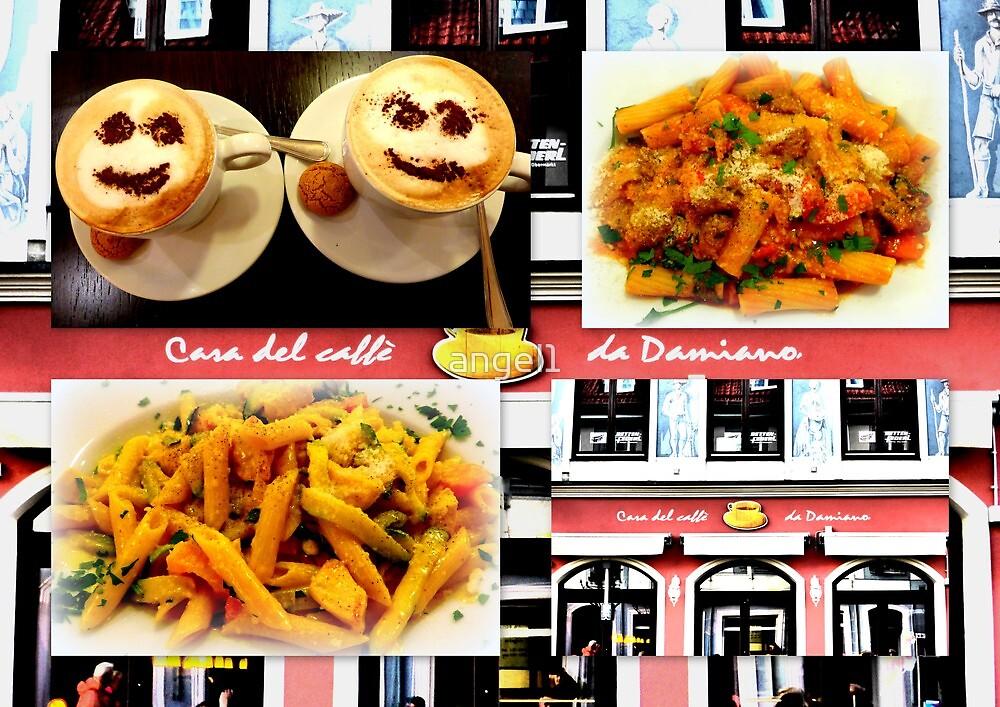 Casa del Caffè da Damiano  by ©The Creative  Minds