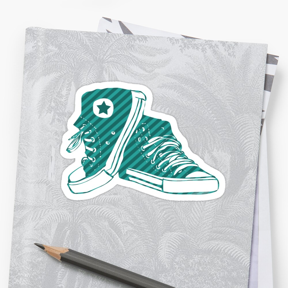 Converse Shoes by thesupremecourt