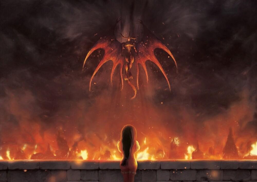 Alexandria Burning  by orioto