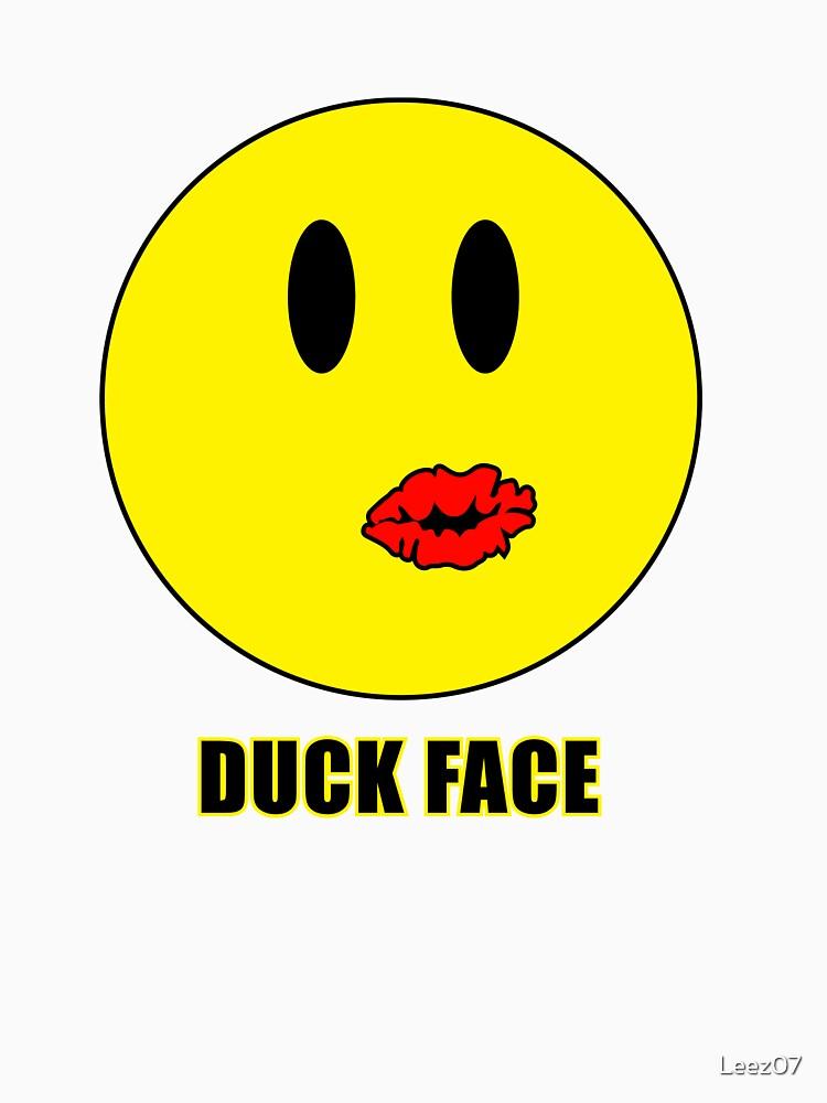 Duck Face by Leez07