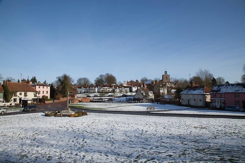 Essex snow by AmyNicPhoto