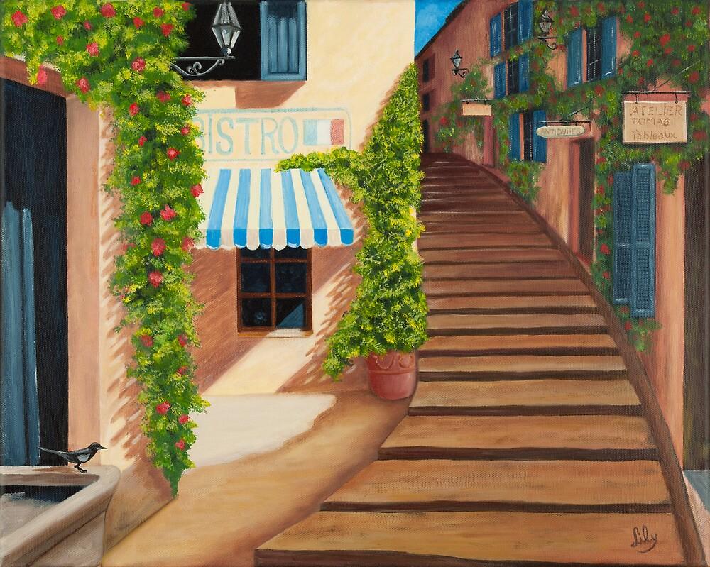 Au coeur du village. by FER737NG