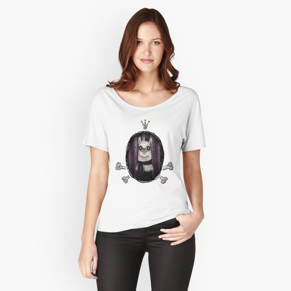 _ml Women's Relaxed Fit T-Shirt Front