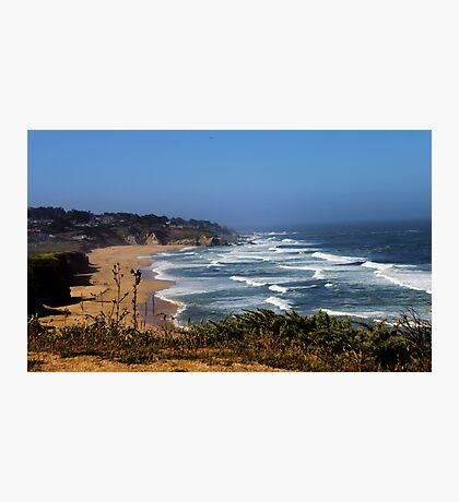 Pacific Shore Photographic Print