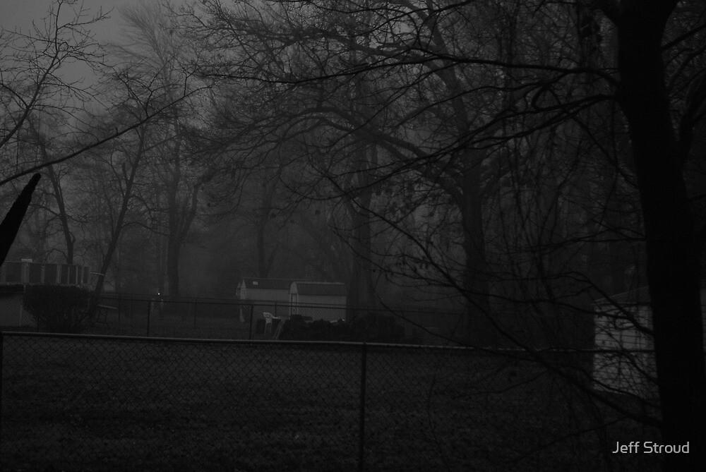 Untitled (fog)  by Jeff stroud
