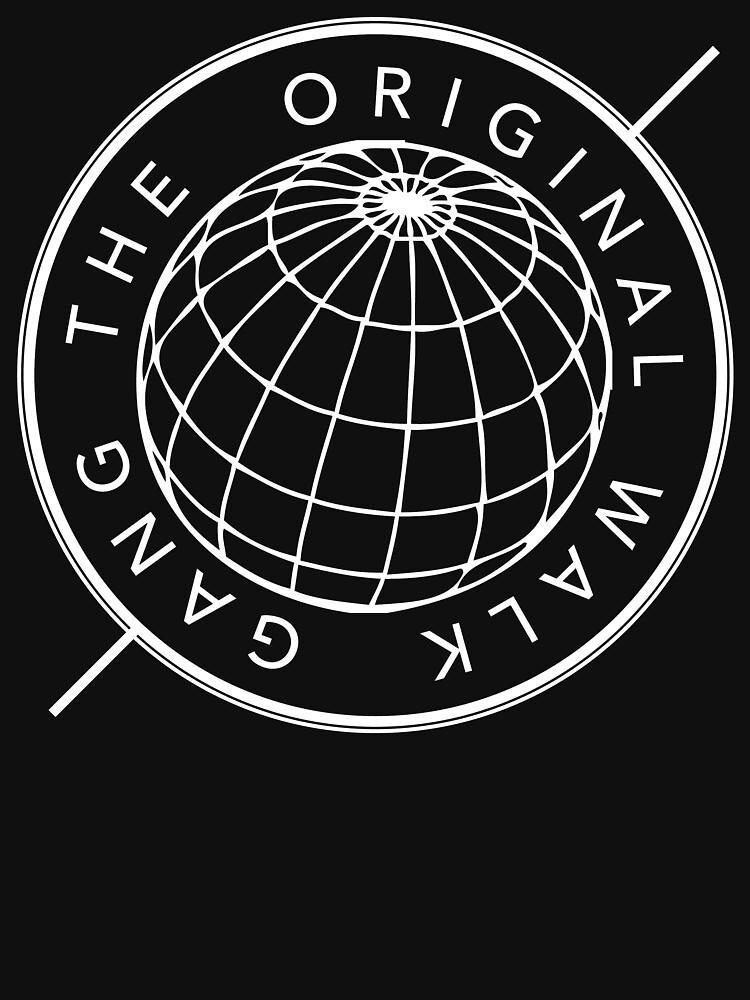 The Original Walk Gang T-Shirt by ogcostanza