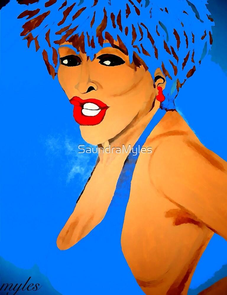 Tina Turner by SaundraMyles