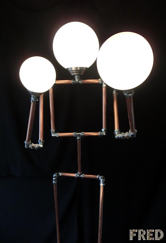 Lamp Man - FredPereiraStudios_Page_02 by Fred Pereira