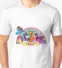 Vintage friendship is magic. Unisex T-Shirt