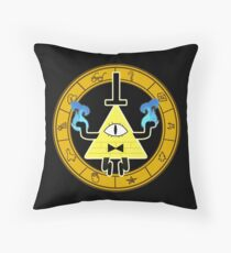 Always watching -Alternate- Throw Pillow