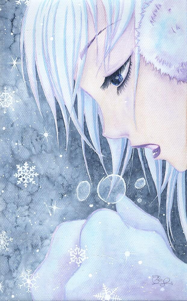 Winter by KuriExposito