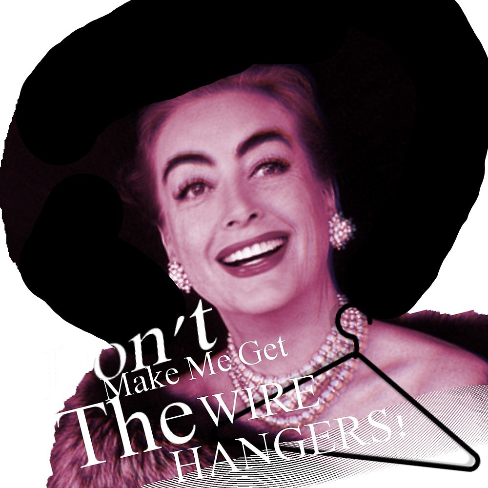 Joan Crawford sticker by matthewdecker