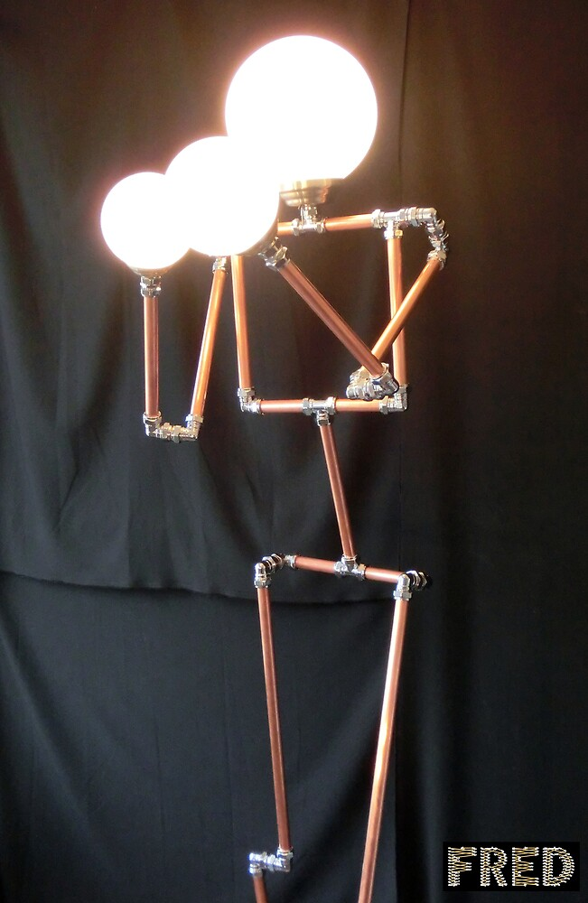 Lamp Man - FredPereiraStudios_Page_10 by Fred Pereira