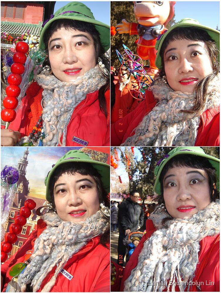 Combien que je suis beaux, heureux, ivre, travailleur, tant, mieux, fier, cueillant, remarquable toujours! Merci!  by Lanlan Sgwendolyn Lin