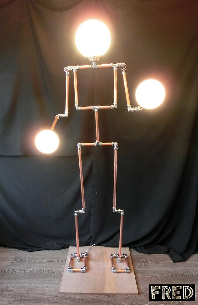 Lamp Man - FredPereiraStudios_Page_08 by Fred Pereira