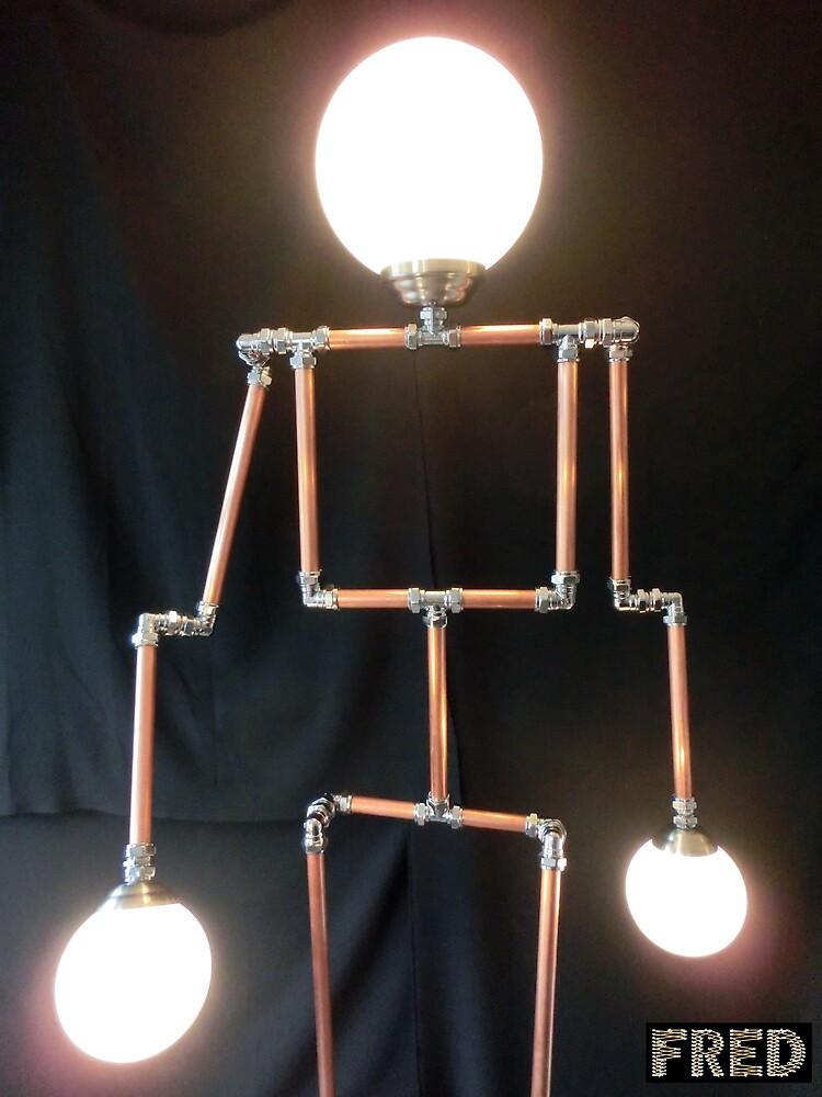 Lamp Man - FredPereiraStudios_Page_04 by Fred Pereira