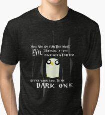 Dark One Tri-blend T-Shirt
