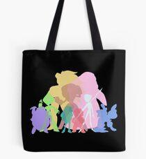 Gems Colors Tote Bag