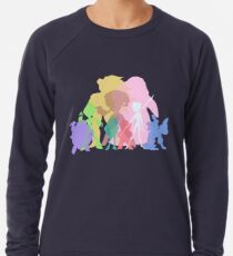 Gems Colors Lightweight Sweatshirt