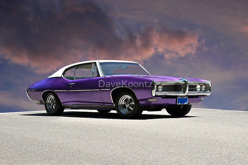 1969 Pontiac LeMans by DaveKoontz