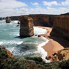 12 Apostles - Don`t go near the edge by John Dalkin